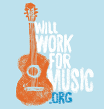 Will Work For Music